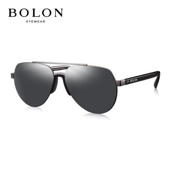 暴龙BOLON太阳メガネメンファッションティップ高精細偏光运転サングラスBL 8018 D 11