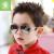 KKの子供用サングラス子供飛行メガネ少年偏光サングラス女の子UV 400紫外線カット個性的で快適な日焼け止めサングラス潮ガールサンバイザーベビーサングラスシルバーグレー