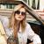 LOHOサングラス男女偏光ファッションで街を旅するおしゃれメガネ2020年新品LH 02002グレーブルー